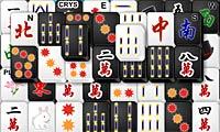 Spiele Schwarz-Weiß-Mahjong