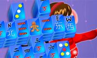 Spiele Winter-Mahjong