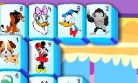 Spiele Zeichentrick-Mahjong