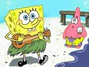 SpongeBob at Beach Jigsaw