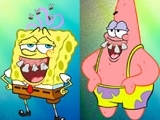 Spongebob Find Differences