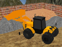 Straßenbau Simulator