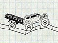 Super- Geländetruck