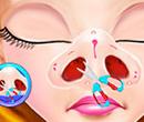 Süsse Camryn: Nasenverschönerung