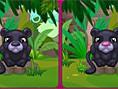 Unterschiede im Zoo