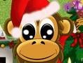 Weihnachts Affe