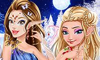 Winterfeen: Prinzessinnen