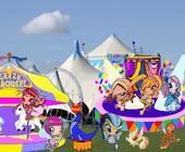 Winx Pixies Circus